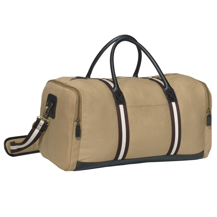 Picture of Heritage Canvas Duffle
