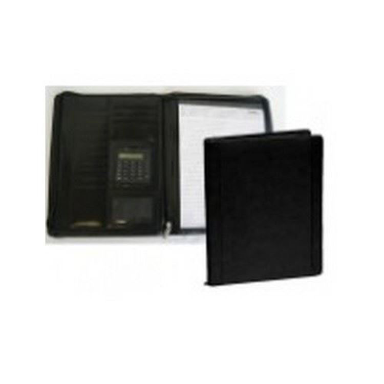 Picture of Zippered Leather Compendium