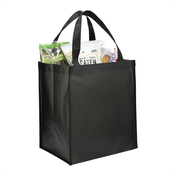 Picture of Double Laminated Wipeable Grocery Tote